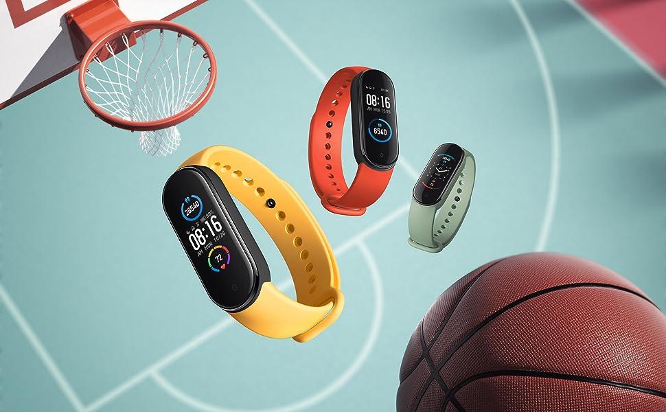 Mi Smart Band 5, Mi Band, Smart Watch